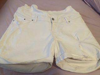 Pantalón corto Vaquero embarazada