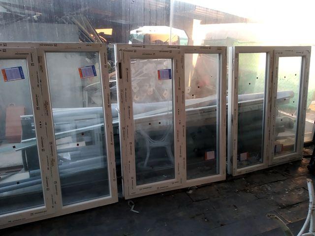 VENTANAS PVC BLANCAS ABATIBLES-OSCILOBATIENTES