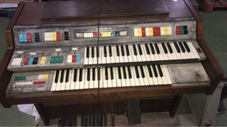 Piano organo electrico ALTON