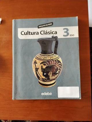 Libro de Cultura Clásica 3° ESO