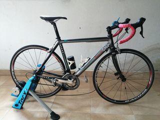 bicicleta carretera.