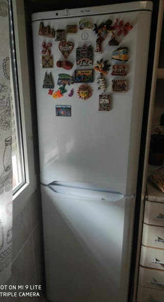 frigorífico indesit no frost