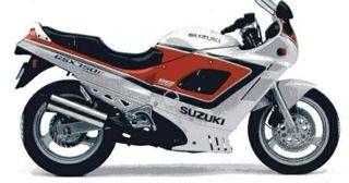 SUZUKI GSX 750 F KATANA 1990 Americana