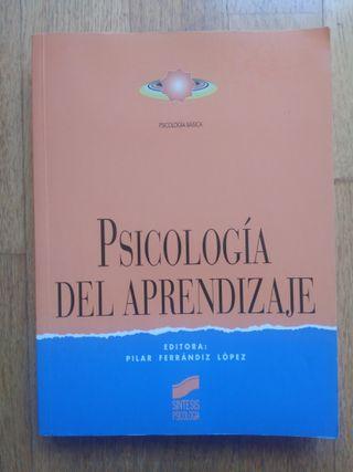 Libro: psicología del aprendizaje