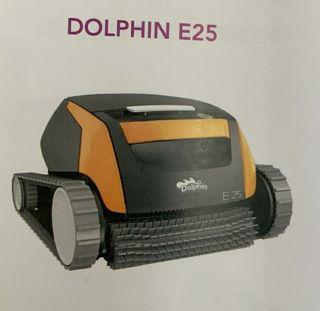 Robot limpiafondos automático Dolphin E25.
