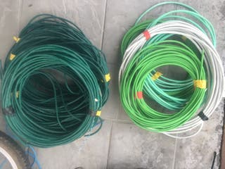 Cable red utp cat6