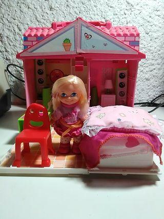 Casa de muñecas Barriguitas