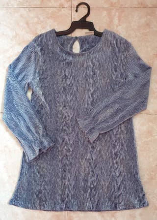 Camiseta larga/vestido niña 9/10 años