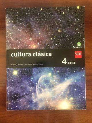 Libro 4 ESO Cultura Clásica