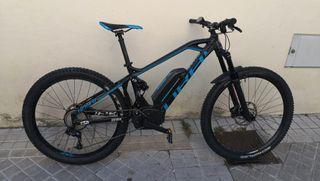 Bici eléctrica doble Mondraker E-Factor