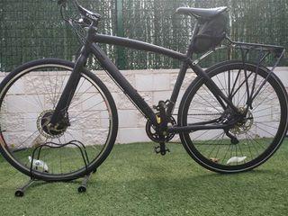 Bicicleta eléctrica sin estrenar