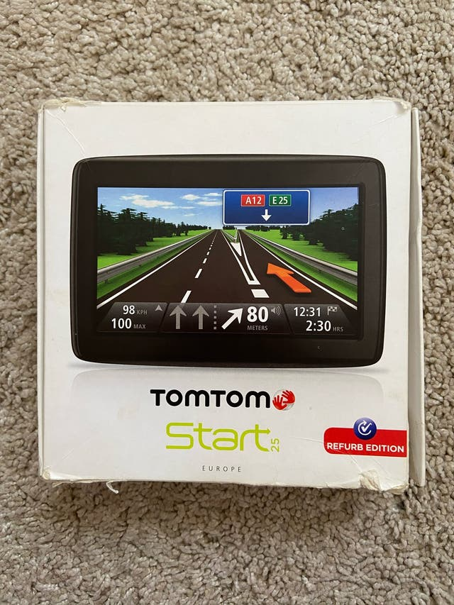 Tomtom Start 25 Europe