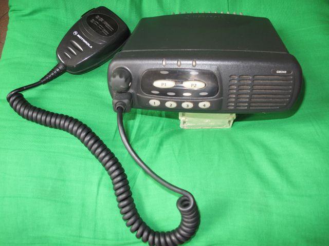 emisora motorola GM340 VHF