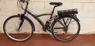 Bici electrificada Btwin 7Original