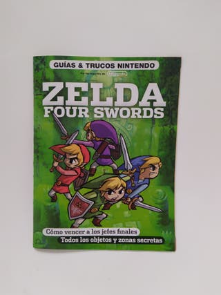 guía completa Zelda four swords