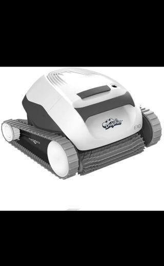 Robot limpiafondos automático Dolphin E10.