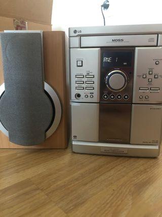 Minicadena LG FFH-185
