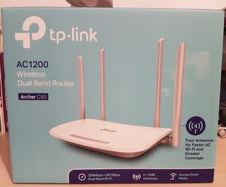 Router TP LINK AC1200