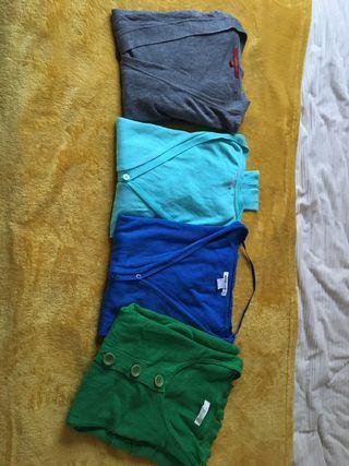Lote chaquetas verano y bañador
