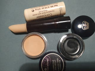 Pack 2 corrector y eyeliner Yves rocher rimmel