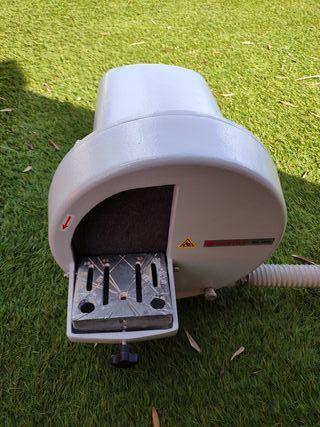 recortadora dental protesis