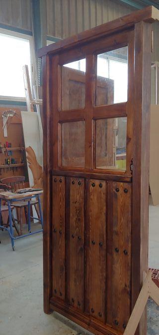 puerta nueva a estrenar