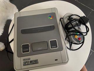 Super Nintendo Original 1994