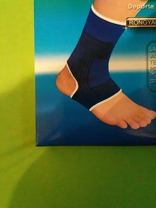 2 Tobilleras protectoras para sus pies nuevo