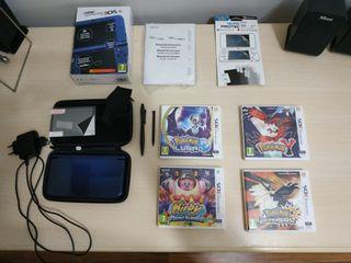 Nintendo 3DS XL y Nintendo DS