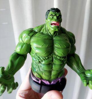 Busto El increíble Hulk (Los vengadores) 15 cm