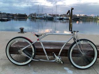 Bicicleta chopper ruff porucho