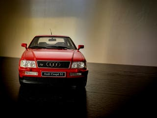 Audi S2 Coupe 1991 Ottomobile 1:18