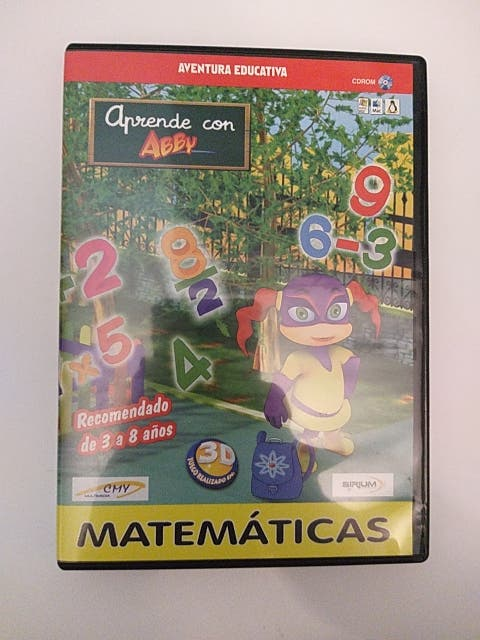 4 JUEGOS EDUCATIVOS PARA ORDENADOR DE APRENDIZAJE