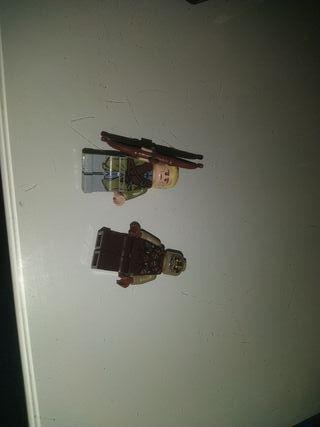 Lego señor de los anillos legolas