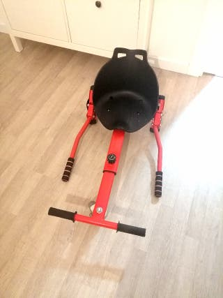 Silla asiento patinete eléctrico