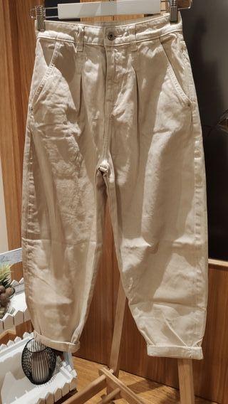 Pantalón Slouchy de Zara