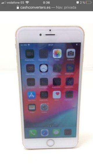 IPHONE 6 S Plus blanco en perfecto estado
