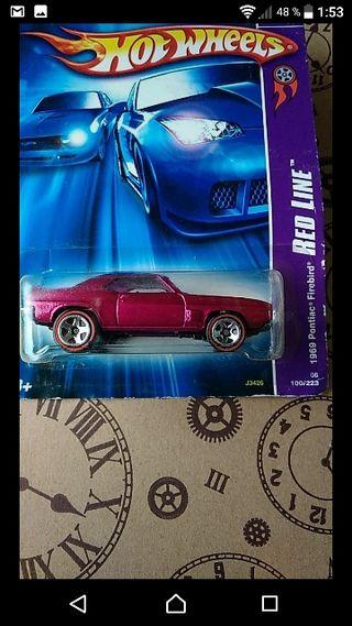 1969 Pontiac Firebird Red Line 2006