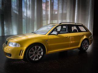 Audi A4 RS4 1999 Ottomobile 1:18