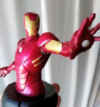 Busto Iron Man (Los vengadores) 12 cm