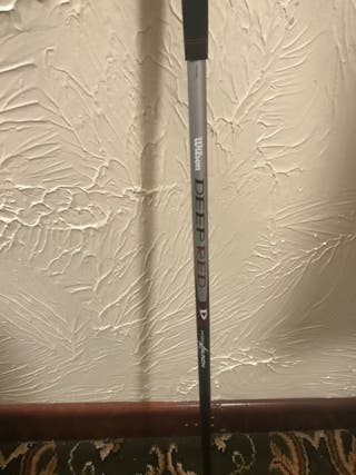 Golf hands wedge and sticks
