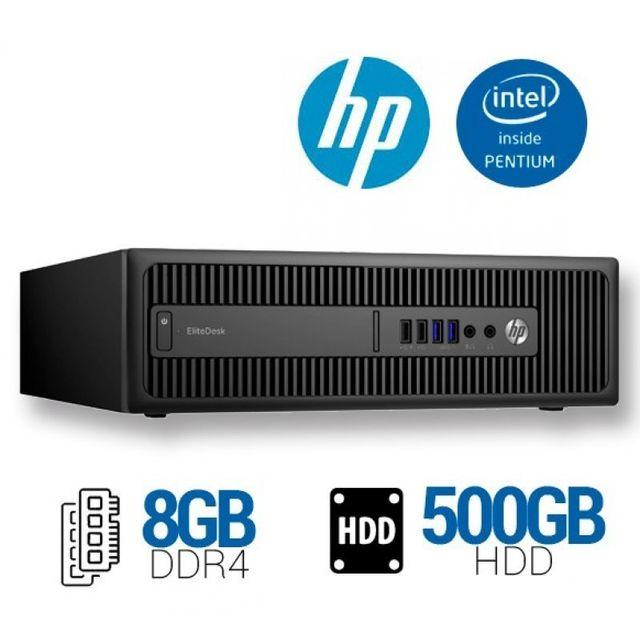 HP ELITEDESK 800 G2 INTEL PENTIUM G4400 | 8GB ddr4