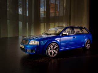 Audi RS6 Plus Avant 2002 Ottomobile 1:18