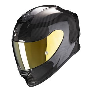 CASCO SCORPION EXO R1 AIR CARBONO BRILLO OFERTON