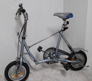 Bicicleta plegable decathlon b-fold