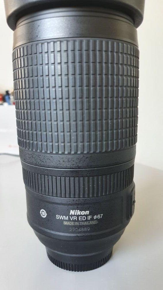 Nikon 70-300 AF-S VR 4.5-5.6