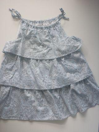 (383) Vestido PETRITAS 4-6 años