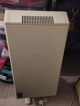 radiador/acumulador tarifa nocturna