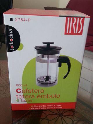 Cafetera Tetera IRIS