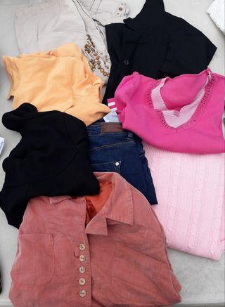 Lot de 11 vêtements taille 42